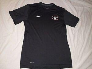 Mens Nike Dri Fit Georgia Graphite S/S Top Size Medium