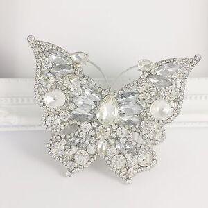 Hair Comb Wedding Bridal Crystal Rhinestone Head Piece Evening Accessories