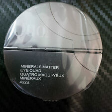 Eye Shadow - Quo - Minerals Matter Eye Quad Peacock 4x2 g SEALED