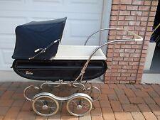 "Vintage 1960s Bilt Rite ""Park Ave"" Baby Carriage - Pram - PICK UP ONLY"