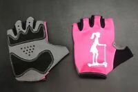 New Scootergirl Bike Bicycle Gloves Kids Girls Scooter Ages 1-6 S M L