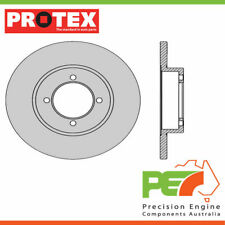 1x Brand New *PROTEX* Rotor - Front For,. NISSAN 200B 810 4D Wagon RWD..