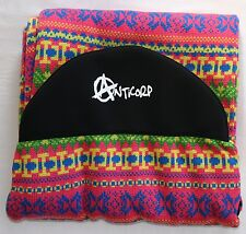 ANTICORP MAL SURFBOARD SOCK COVER 9 FT BLUE MADE IN TAIWAN NOT CHINA