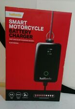 Halfords Smart Motorcycle Battery Charger