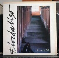 FIORDALISO - IL PORTICO DI DIO - 33 GIRI VINILE LP 1991 EMI