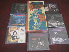 GENERATION OF BLUES Various Artists 100+ TRACKS CDS & CASSETTE BOX 64 PAGE BOOK
