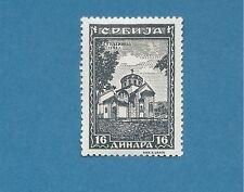 Wkii serbia nº 81 monasterios serbio **!!!