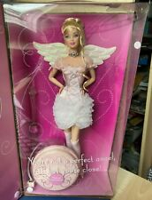 2008 Happy Birthday Angel Barbie NRFB