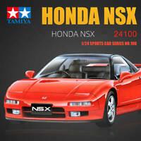 TAMIYA 24100 24245 HONDA NSX / S2000 plastic model car assembly kits 1:24 scale