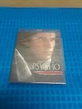 American Psycho Blu-ray Disc 2007 Uncut Version Christian Bale Reese Witherspoon