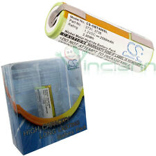 Batteria OBT400SL X-Longer p spazzolino Braun ORAL-B 3731 3738 Triumph 9500 9900