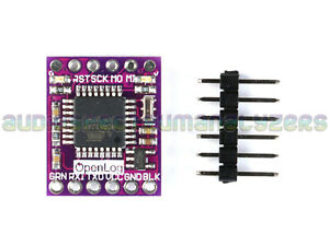 Openlog Serial Data Logger ATMEGA328 Micro SD Card GPS CleanFlight BlackBox - UK