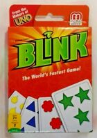 Reinhard Staupe's Blink The World's Fastest Card Game Makers of Uno  New