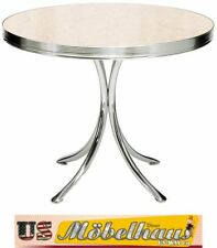 TO-19a Bel Air Diner Table Kitchen Dining Fifties Style Retro 50er Years