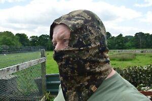 Jack Pyke Digital Camo Lightweight Stealth Face Veil Mask Shooting Balaclava