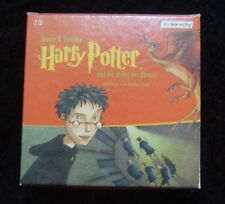 Harry Potter und der Orden des Phönix, 27 CD Hörbuch, Joanne K. Rowling