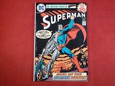 SUPERMAN #280 (Oct 1974, DC) Fine Comic
