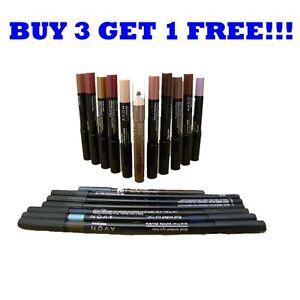 Avon de Luxe Grand Couleur Bonus Taille Eye-Liner Crayon à Lèvres Yeux Et Lèvre