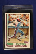 Andre Dawson 1982 Topps #540  *FREE SHIPPING*