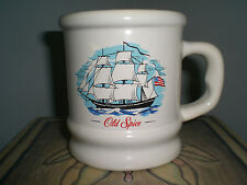 OLD SPICE COLLECTOR MUG LIMITED QUANTITIES BY SHULTON,INC. NO LONGER IN BUSINESS