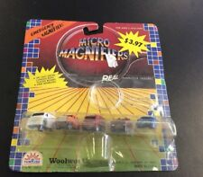 Micro Magnifiers Emergency Vehicles Cars New Sealed Machines FunRise Woolworth
