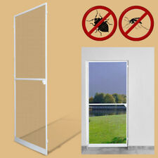 Fliegengitter Tür Bausatz Schutztür Gitter Insektenschutz Alu Küche Balkone