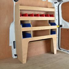 Ford Transit Custom Van Shelving Racking - Tool Storage Unit + Fittings - WR42