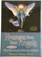 ' MESSAGES FROM YOUR ANGELS ORACLE CARDS '  -  BY DOREEN VIRTUE   -  BRAND NEW
