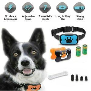 3in1 Antibell Hunde Halsband Ton Vibration OHNE SCHOCK SPRAY Erziehungshalsband