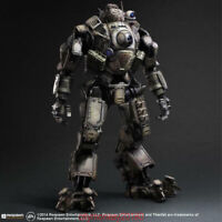 HOT Square Enix PLAY ARTS KAI TITANFALL ATLAS ACTION FIGURE Figurine  in stock