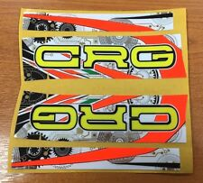 CRG Style Iame Gazelle ENGINE Sticker Kit-Karting-jakedesigns