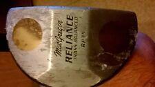 MacGregor Reliance Brass Balanced Mallet Putter GC