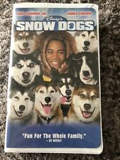 Walt Disney Snow Dogs VHS, 2002 GREAT CONDITION!
