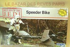 MPC.  STAR WARS. SPEEDER BIKE. RETURN OF THE JEDI. Vintage Kit 1983