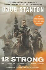 Horse Soldiers by Doug Stanton (Paperback) Book (12 Strong)