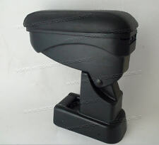 Fiat Grande Punto Evo dal 2009> Bracciolo centrale su misura Armrest Colore Nero