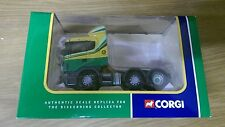 Corgi CC12206 Scania Tractor Unit Macfarlane Transport    Ltd Edition 0001/2800