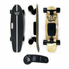 Kyng Electric Skateboard 15 MPH 350W Hub Motor 10 Mile Range Longboard NEW