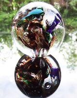 Very Pretty Langham Glass Paperweight