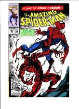 Amazing Spider-Man  # 361  strict  NM  1st   appearance  Carnage