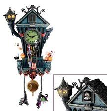 Disney The Nightmare Before Christmas Cuckoo Clock by The Bradford Exchange
