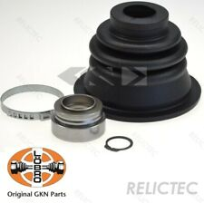 Front Left CV Driveshaft Boot Bellow Cover Kit for Renault Volvo Mitsubishi