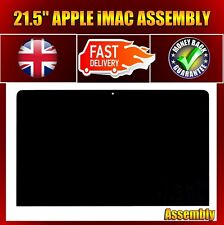 """Apple iMac ME086LL/A 21.5"""" FHD LED Panel + Front Glass Panel Assembly - FHD"""
