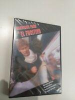 dvd  el fugitivo de harrison ford    ( precintado nuevo )