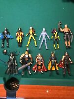 Loose Marvel Legends Lot X-Men Thor