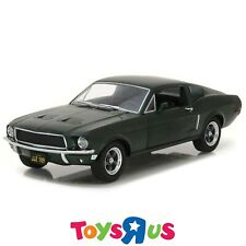 Greenlight Bullitt 1:24 Scale 1968 Ford Mustang GT Fastback