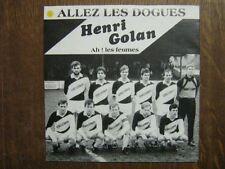 SPORT FOOTBALL 45 TOURS BELGIQUE HENRI GOLAN