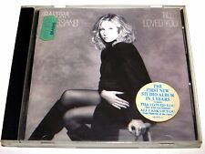 cd-album, Barbra Streisand - Till I Love You, 11 Tracks