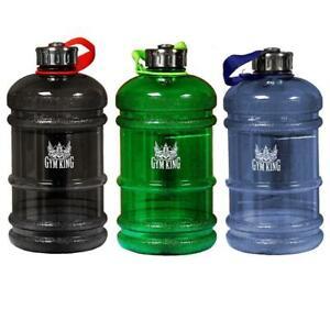 Gym King Water Galone Jug Waterbottle 2,2 Liter Trinkflasche 2200ml