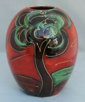 Anita Harris Deco Tree Vase - 15cm tall